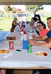 Side By Side Veterans host Second Annual Veterans Day Barbeque in Centennial Hills Park