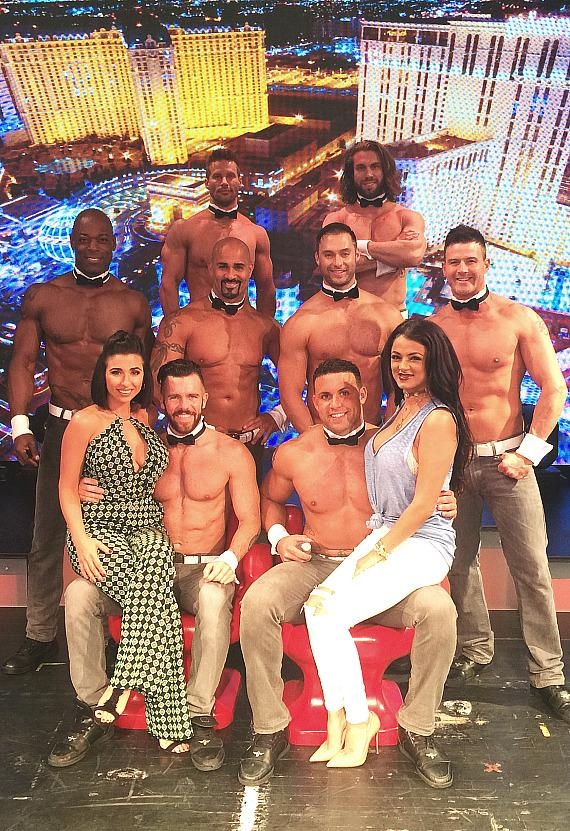 GG and Chippendales