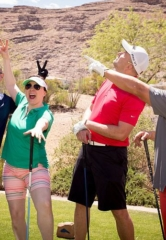 "The 6th Annual ""Golf 4 The Kids"" Tournament is April 30, 2018 at Red Rock Country Club"