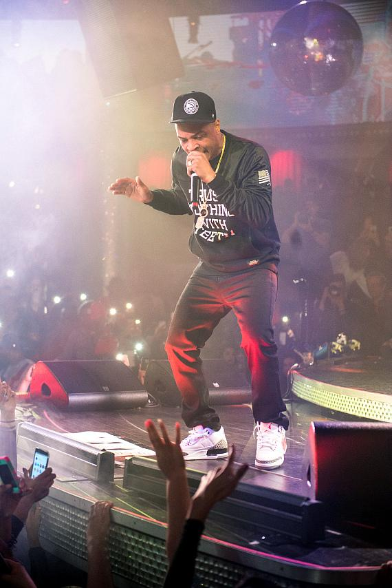 "Grammy Award-Winning Artist Tip ""T.I."" Harris Launches Exclusive Drai's LIVE Residency at Drai's Nightclub"