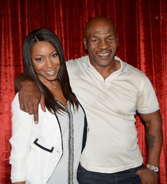 "Actress Gabrielle Dennis attends ""Mike Tyson Undisputed Truth"" at MGM Grand in Las Vegas"