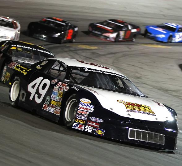Las Vegas Motor Speedway's Bullring opens 2015 season on Saturday, March 21