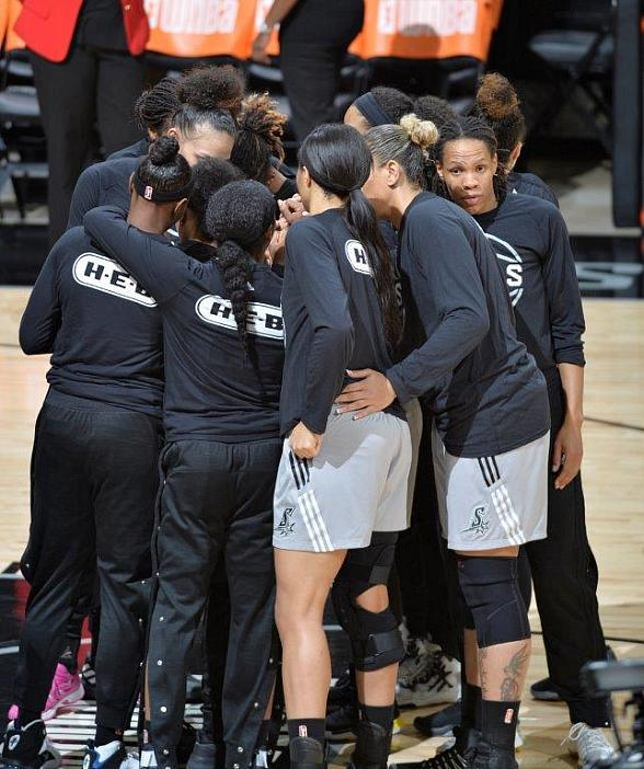 WNBA Announces Relocation of San Antonio Stars to Las Vegas; MGM Resorts International to Own and Operate First Major Professional Basketball Team in the Market
