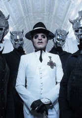 Ghost Coming to The Joint at Hard Rock Hotel & Casino Las Vegas November 17, 2018