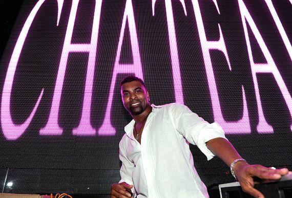Ginuwine performs at Chateau Nightclub