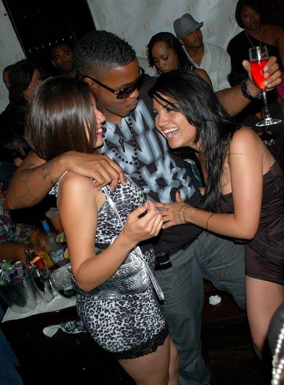 Jeremih at JET Nightclub