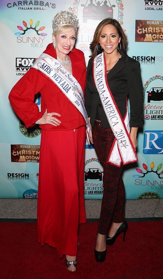 Mrs. Nevada United States, Nicole Duffel and Mrs. Nevada America 2014, Lavetta Schneider