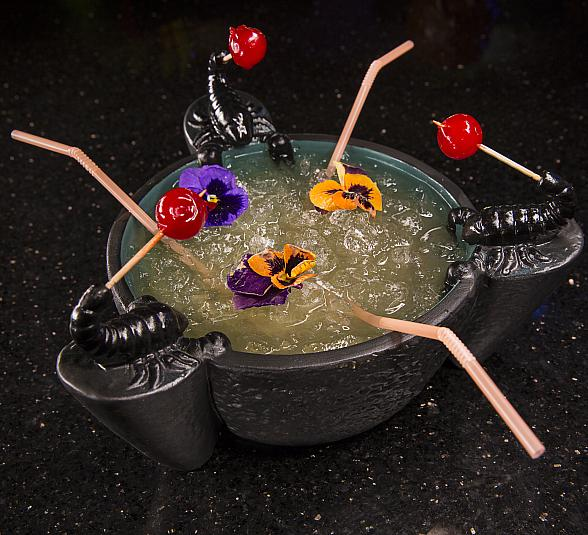 "The Golden Tiki ""Share-A-Bowl"" Valentine's Day Deal"