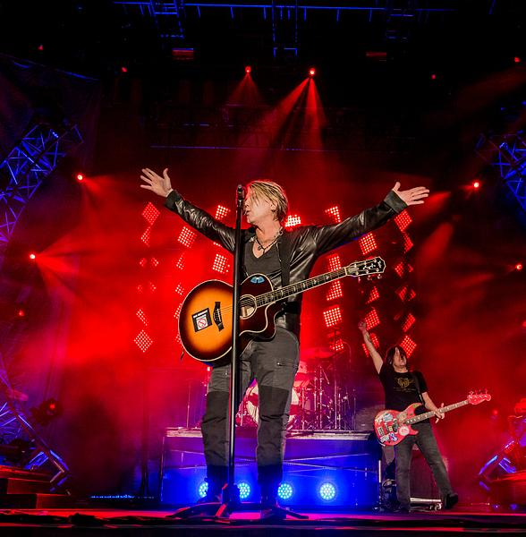 Legendary rockers Goo Goo Dolls join in on the D Casino Hotel Las Vegas' 5th Grand Opening Celebration