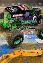 Monster Jam World Finals XIX Rolls Into Las Vegas at Sam Boyd Stadium March 23–24, 2018