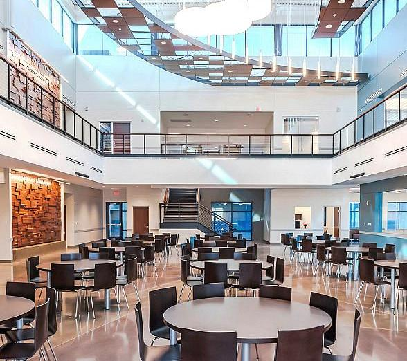 Blind Center of Nevada's New Visions of Greatness Center Now Available for Public and Private Events