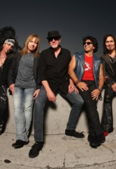 Iconic Rock Stars Great White, Slaughter and Vince Neil to Perform at The Club at Cannery in July