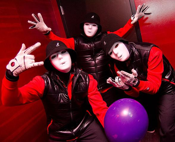 LAX Nightclub Celebrates Sixth Anniversary with Exclusive Performance by Jabbawockeez