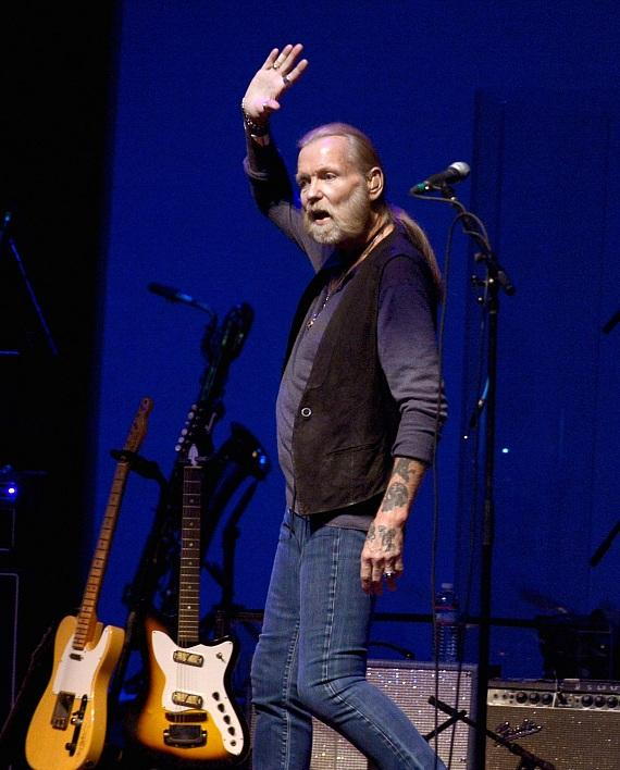 Gregg Allman performs at The Pearl at Palms Casino Resort