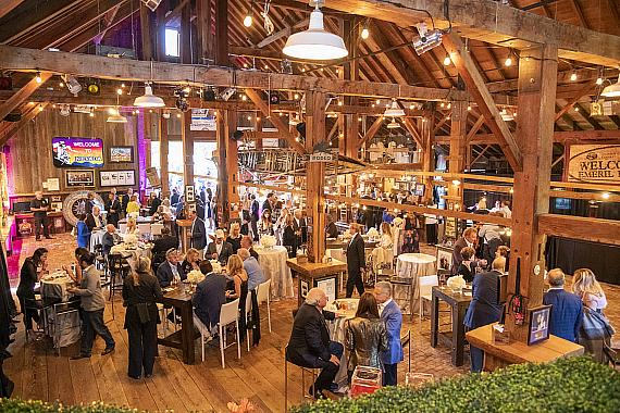 Guest fill Shakespeare Ranch for _An Extraordinary Evening with Andrea Bocelli