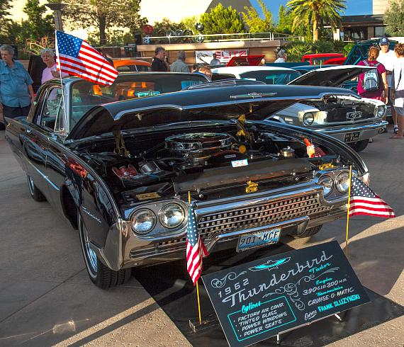 First Annual Beers, Gears & Bikinis Car Show at M Resort Spa Casino in Las Vegas