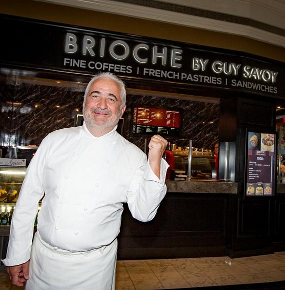 Restaurant Guy Savoy Celebrates 10 Years with Anniversary Menu and the Opening of Brioche by Guy Savoy
