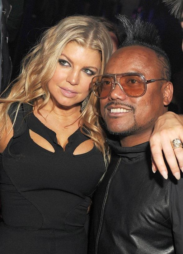 Fergie and apl.d.ap at HAZE