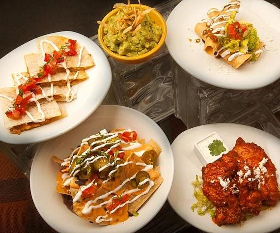Tacos and Tequila Sampler