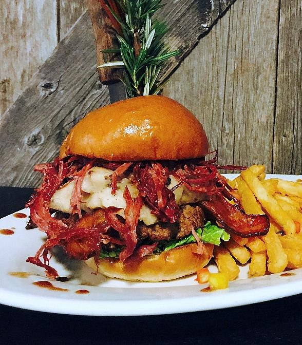 Celebrate Daddy-O at Hash House A Go Go this Father's Day