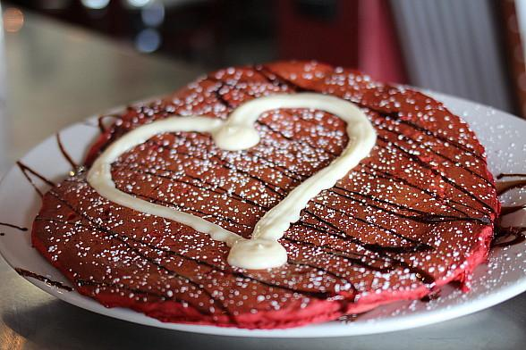 "Hash House a Go Go Shares the Love on ""National Pancake Day"" Feb. 13"