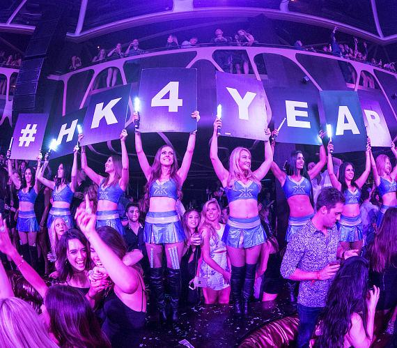 Hakkasan Las Vegas Celebrates its Four-Year Anniversary with Star-Studded Weekend