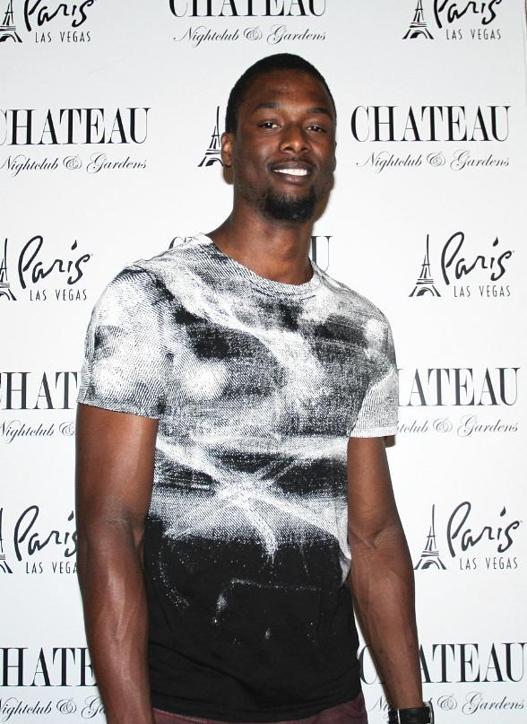 NBA Star Harrison Barnes Celebrates Victory at Chateau Nightclub & Rooftop