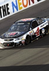 Harvick Favored to Win Sunday's Pennzoil 400 at LVMS Las Vegas; Native Kyle Busch Favored for Boyd Gaming 300