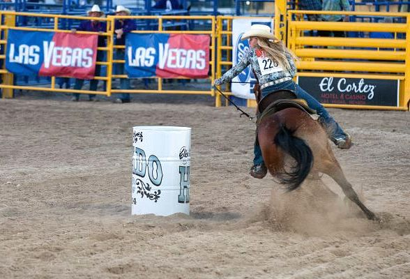 Las Vegas Elks Helldorado Days Rodeo Week