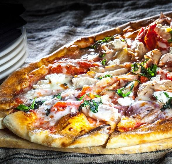 Slice Up Your Day at TREVI Italian Restaurant for National Pizza Month in October