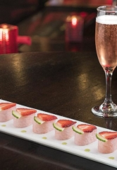 RA Sushi Keeps it Hot Like Wasabi this Valentine's Day with Couples' Sushi Rolling Class on February 7