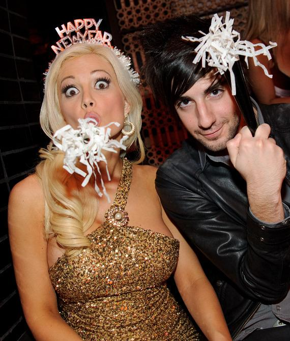 Holly Madison and boyfriend Jack
