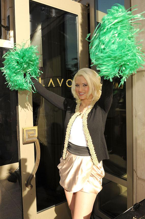 Holly Madison at LAVO