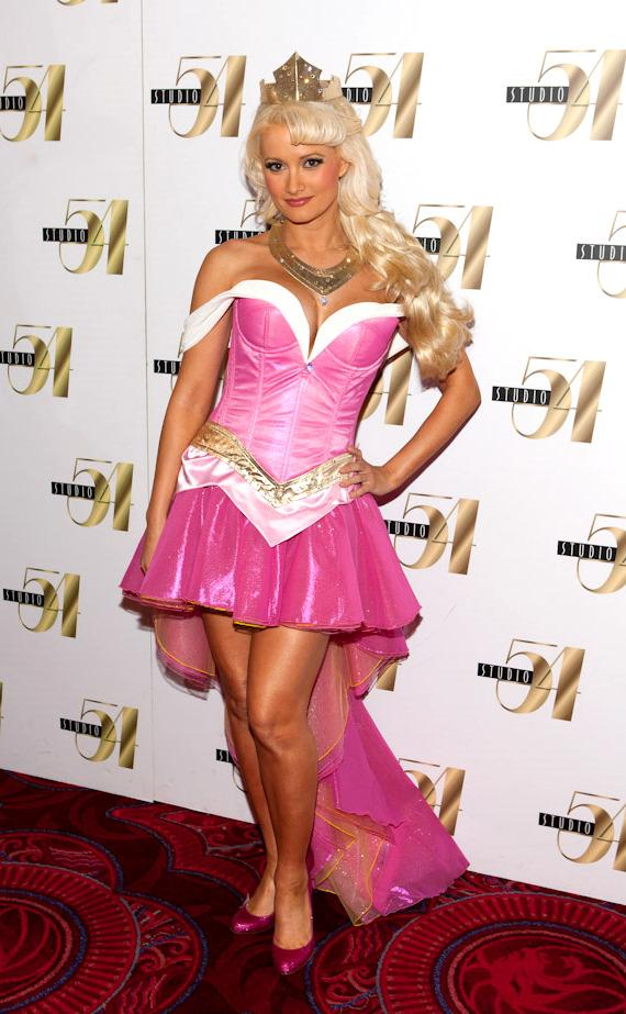 """Holly Madison Hosts Studio 54's 2nd Annual """"Hollyween"""""""