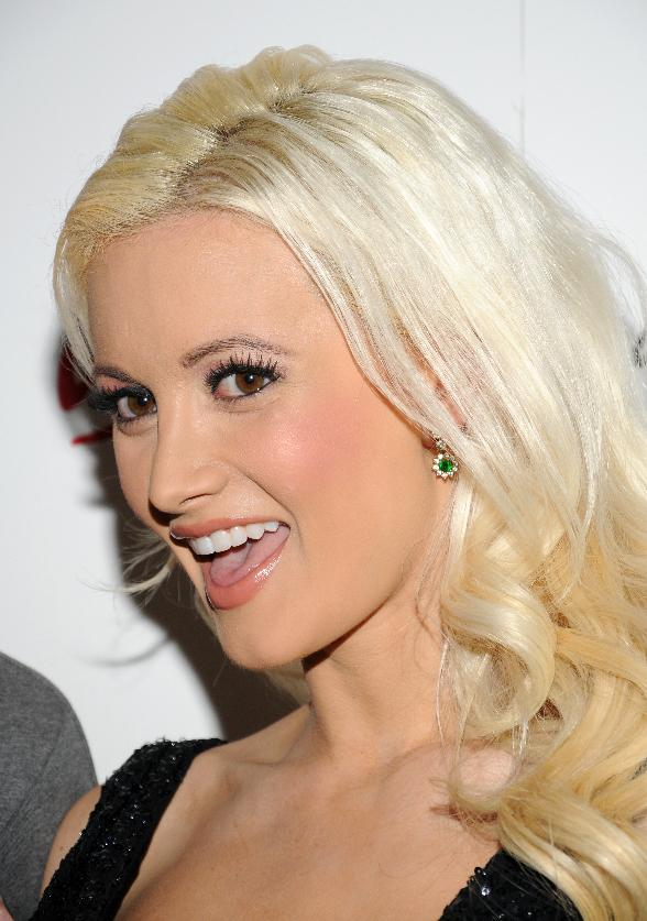 Holly Madison hosts Blush Boutique Nightclub's 4th Anniversary Party