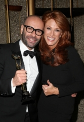 "Celebrity Hairstylist Claude Baruk Honored As ""Celebrity Hairstylist of the Year"" at Hollywood Beauty Awards"