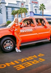 Hooters Casino Hotel Las Vegas Bucks Recent Vegas Trends with Free Parking