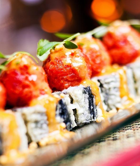 "Rice & Company to Celebrate Mother's Day with ""Hot Mama"" Sushi Roll May 13"