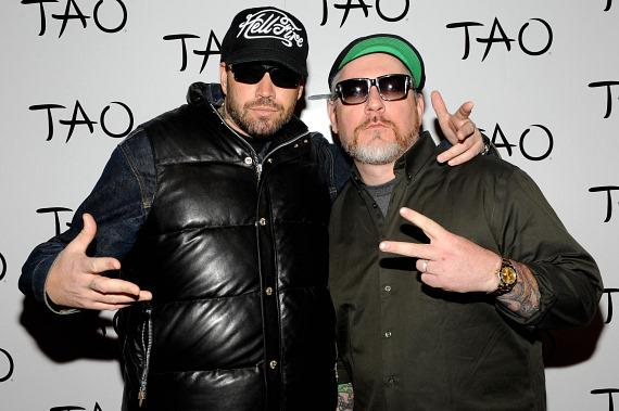 House of Pain's Danny Boy and Everlast at TAO