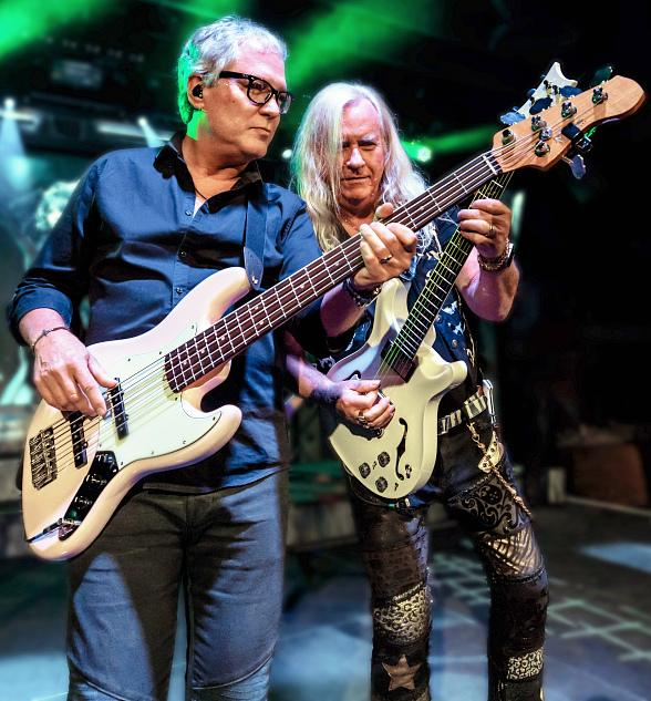 """Raiding the Rock Vault"" Salutes Rock and Roll Hall of Fame Inductee Hugh McDonald of Bon Jovi"