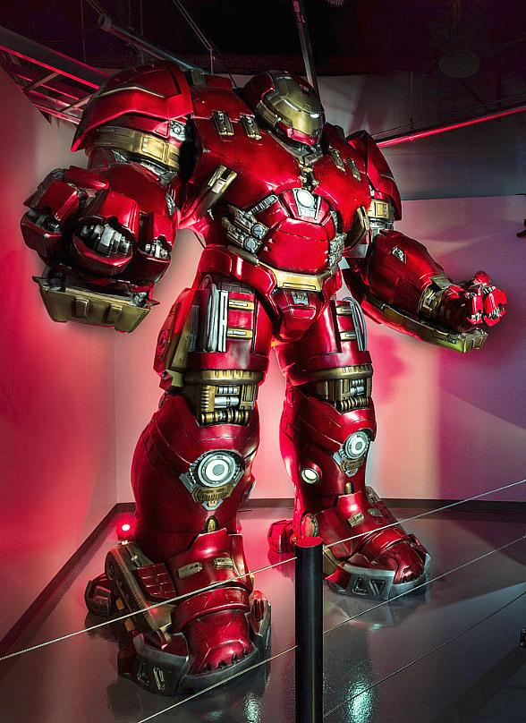 Avengers S.T.A.T.I.O.N. Immersive Attraction Opens at Treasure Island Hotel & Casino