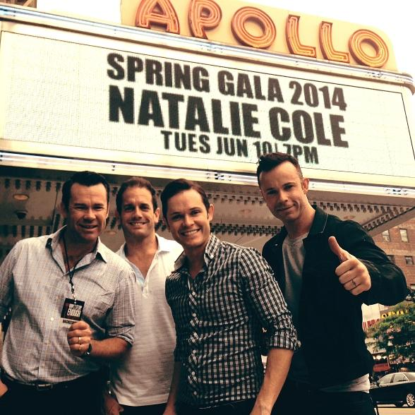 Human Nature Dazzles at The Apollo Theater's 80th Anniversary