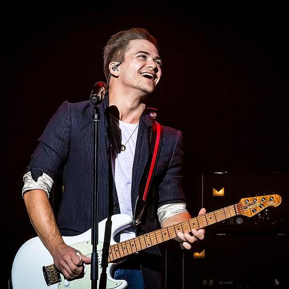 Chart-Topping Country Music Star Hunter Hayes to Perform at M Resort Spa Casino, Sept. 15