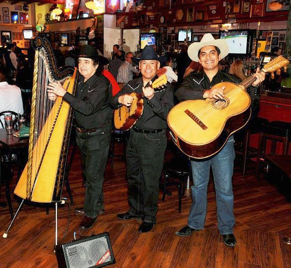 Hussong's Mariachi Rock Band