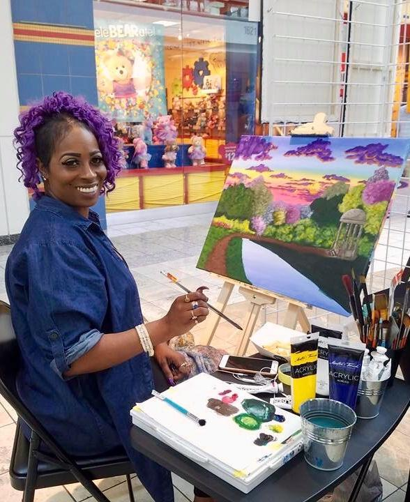 The Galleria at Sunset to Host Las Vegas Artists' Guild Galleria Fine Art Expo June 9-10
