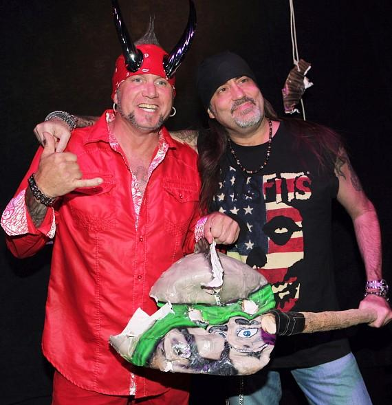 Counting Cars Star Horny Mike Celebrates His Birthday At Vampd