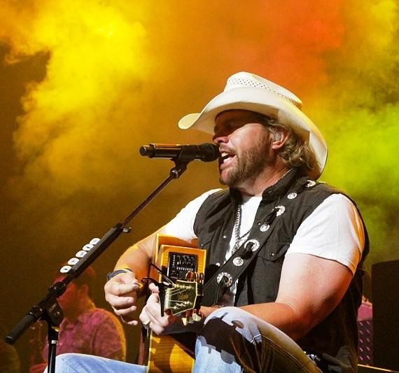 Toby Keith at The Pearl at The Palms
