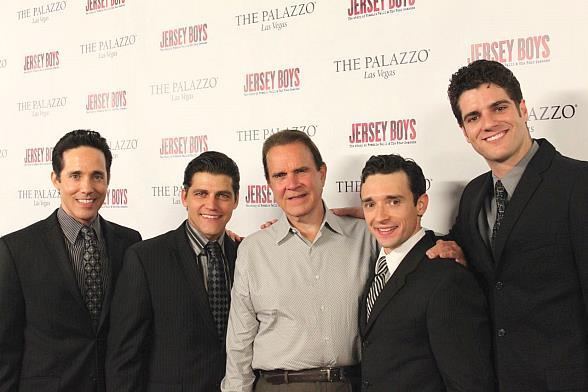 "Celebrity Impressionist Rich Little Attends ""Jersey Boys"""
