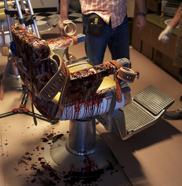 Eli Roth Unveils Goretorium The Strip S Terrifying New