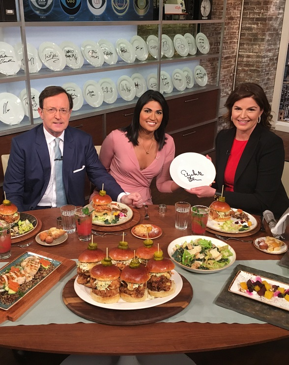 Las Vegas-based restaurateur Elizabeth Blau appears on CBS This Morning Saturday: The Dish